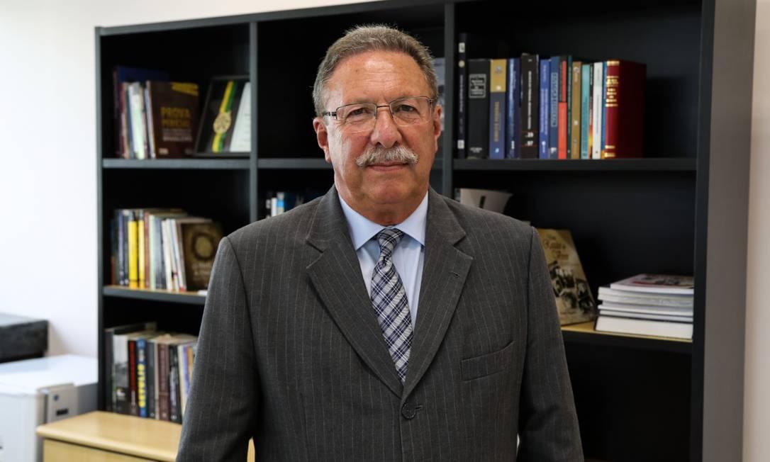 Juiz Luiz Antonio Bonat Foto: Divulgação / Justiça Federal do Paraná