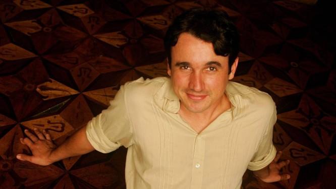 O ator Caio Junqueira Foto: Gustavo Stephan / O Globo