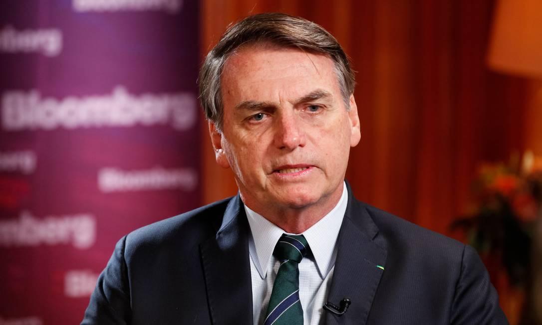 Bolsonaro: tachado de 'teimoso' Foto: Alan Santos / PR