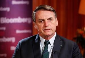 Bolsonaro: tachado de