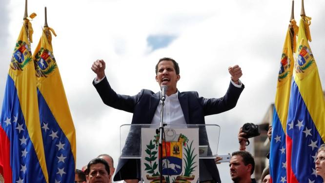 Resultado de imagem para venezuela juan guaido