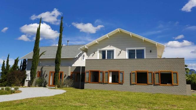 O estilo original da casa foi mantido Foto: André Nazareth / Divulgação