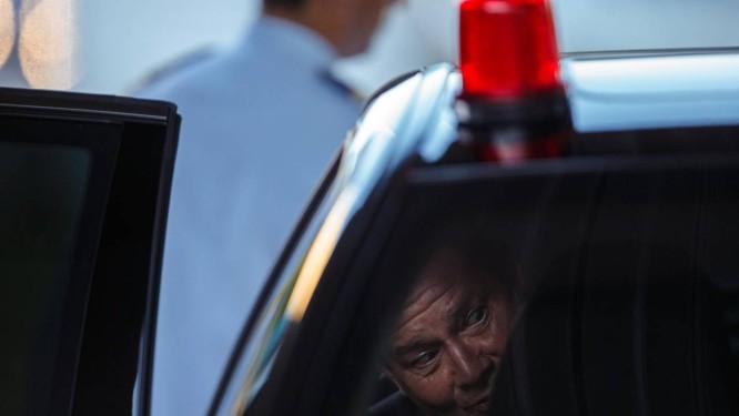 Por pouco não houve um incidente diplomático Foto: Daniel Marenco / Agência O Globo