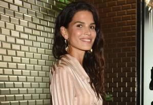 Raica Oliveira: estrela das passarelas Foto: Foc Kan / WireImage