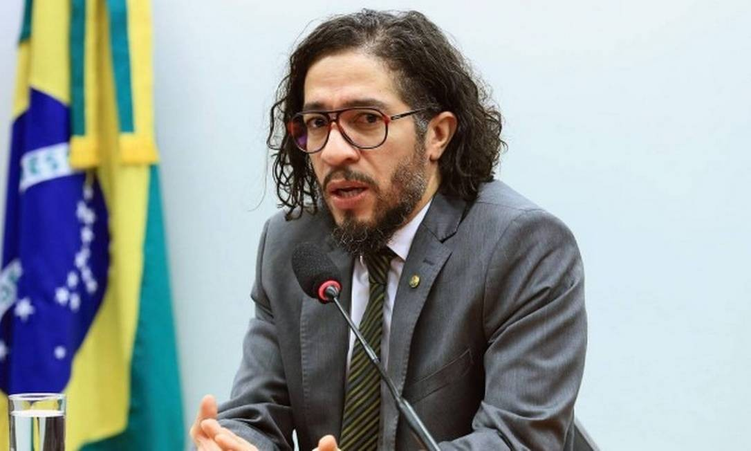 Declarações de ódio epreconceito fizeram Jean Wyllys (PSOL-RJ) desisitir de assumir o terceiro mandato na Câmara Foto: Alex Ferreira / Câmara