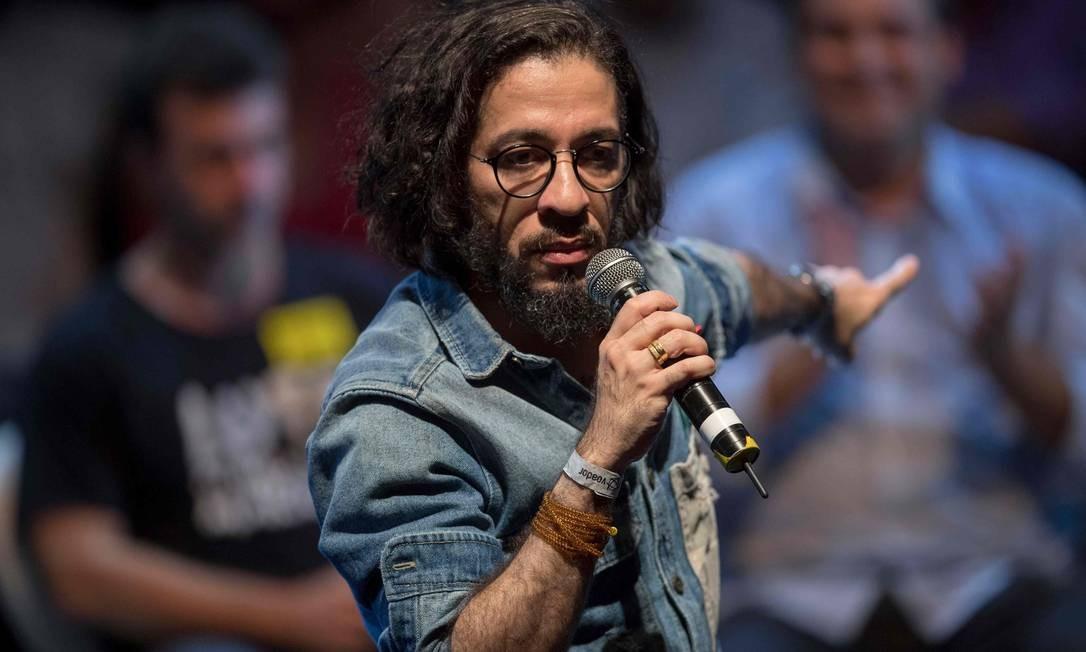 O deputado federal Jean Wyllys (PSOL-RJ) Foto: Mauro Pimentel / AFP