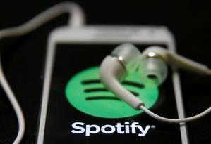 Bandas aparecem misteriosamente na playlist de usuários do Spotify Foto: REUTERS / Dado Ruvic