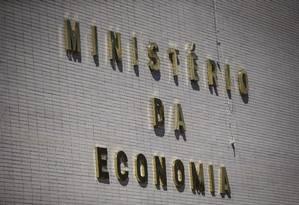 Estudo do Ministério da Economia visa ajudar os estados a arrumarem suas contas Foto: Daniel Marenco/Agência O Globo/02-01-2019