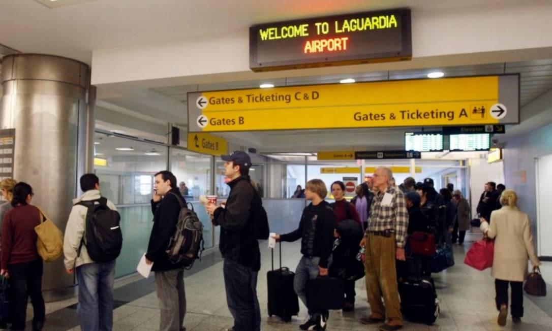 Falta de pessoal em unidades de tráfego aéreo afeta voos em aeroportos dos EUA Foto: Reuters