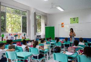 Para especialistas, mensalidade alta, nem sempre, significa bons resultados Foto: Emily Almeida / Agência O Globo