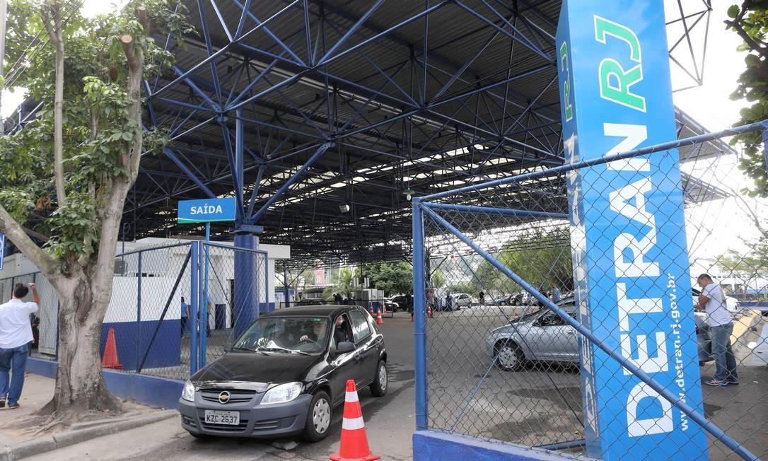 Governador diz que inspeção presencial volta a ser adotada em 15 dias se liminar não cair Foto: Guilherme Pinto / Agência O Globo