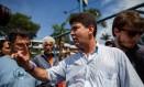 Prefeito de Brumadinho, Avimar de Melo diz que não sabe o que fazer Foto: Daniel Marenco / Agência O Globo
