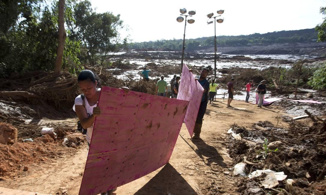 Segundo o governo, 5.120 pessoas dependem do Bolsa Família em Brumadinho Foto: Márcia Foletto / Agência O Globo