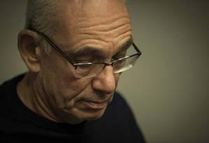 Fabio Schvartsman, presidente da Vale, fala sobre tragédia em Brumadinho Foto: Guito Moreto / Agência O Globo