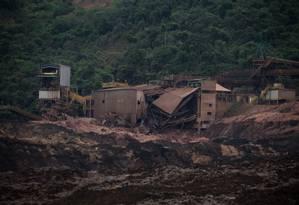 Acidente em barragem em Brumadinho fez cotação do minério de ferro subir ao maior nível desde setembro de 2017 Foto: Bloomberg