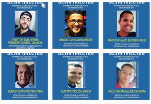 Família de Everton Guilherme criou perfil com informações de outros desaparecidos em Brumadinho (MG) Foto: Instagram/Reprodução