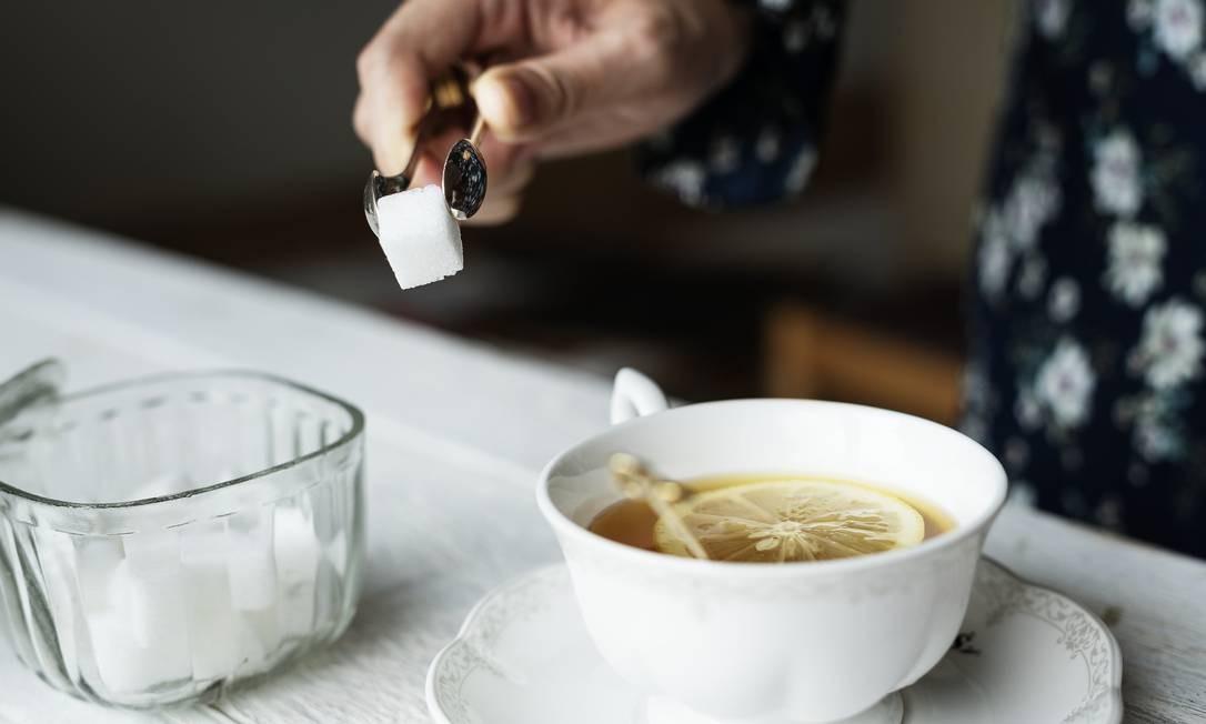 Estudo apntou não existir diferença entre aqueles que utilizaram adoçantes e açúcar Foto: Pixabay