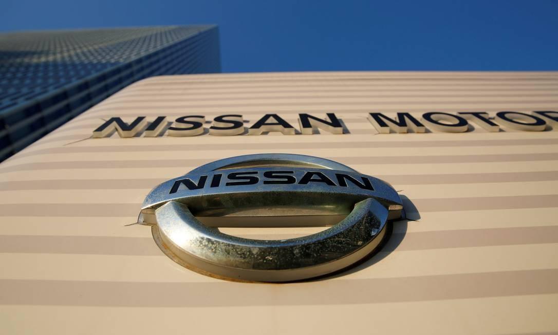 Nissan: investigada nos EUA após escândalo Ghosn Foto: Kim Kyung Hoon / REUTERS