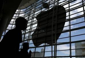 Apple: produção na China é mais vantajosa para a gigante de tecnologia Foto: JUSTIN SULLIVAN / AFP