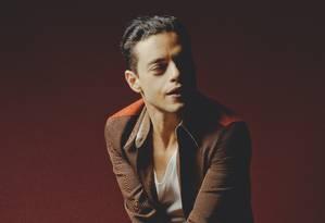 O ator Rami Malek Foto: RYAN PFLUGER / NYT