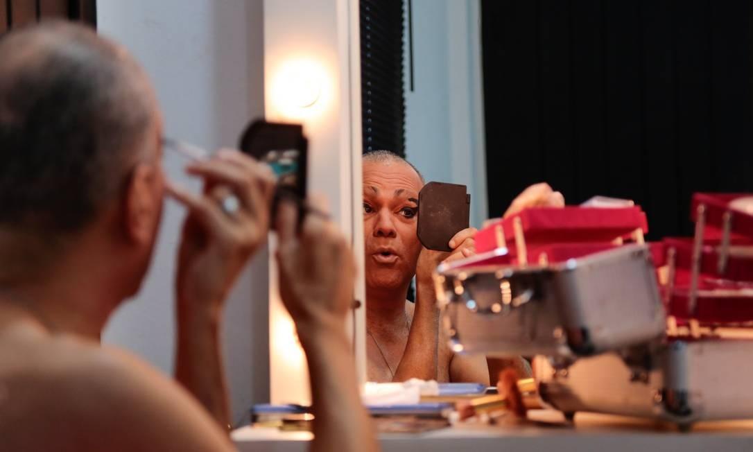 De acordo com o relatório Transgender Europe, Brasil segue como o país que mais mata travestis, mulheres transexuais e homens trans no mundo Foto: Brenno Carvalho / Agência O Globo