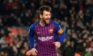 Lionel Messi Foto: JOSEP LAGO / AFP