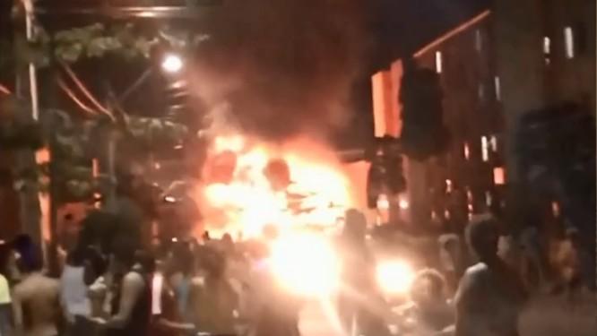 Ceará registra novos ataques em Fortaleza e Região Metropolitana ... 533be5a8745