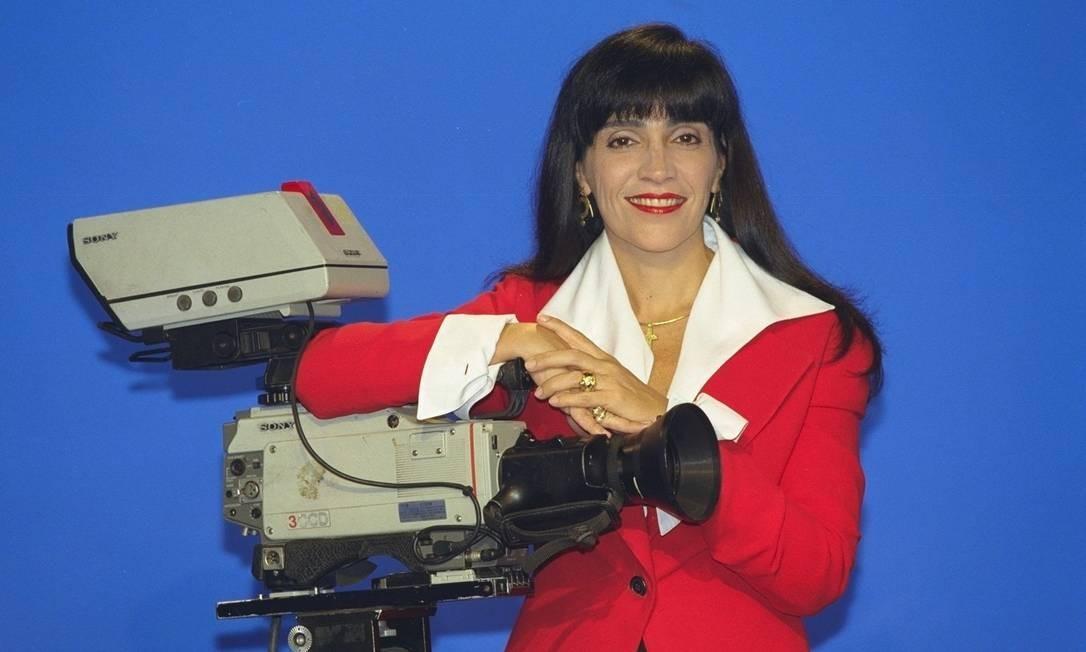 Liliano Rodrigues ficou cinco anos à frente do programa, entre 1991 e 1996. Foto: Carlos Ivan / O Globo