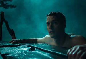 Cena do filme 'A sereia: lago dos mortos' Foto: Divulgação