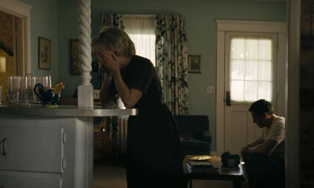 O filme mostra Cheney como um ex-jovem fracassado e alcoólatra que chegou a ser considerado 'lixo' na época da faculdade Divulgação