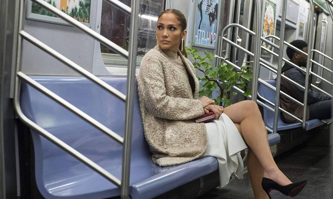 """Jennifer Lopes interpreta uma vendedora """"humilde"""" de Nova York que sonha em ser alguém na vida Foto: Divulgação"""