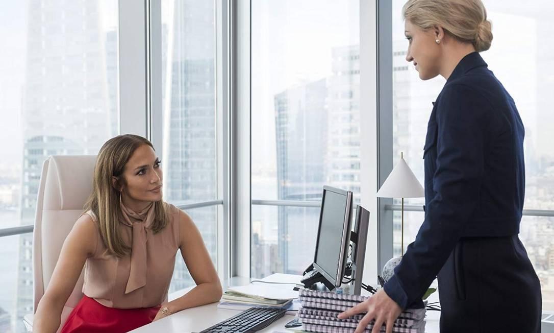 Do nada, a moça é alçada ao topo de uma empresa Foto: Divulgação
