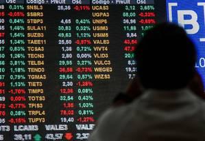 Dados ficam confidenciais até que o pedido de oferta das ações seja aceito ou que a companhia faça a divulgação do IPO Foto: MIGUEL SCHINCARIOL / AFP