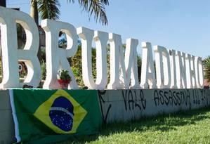 Tragédia em Brumadinho (MG) Foto: Michel Martore / PHOTOPRESS / Agência O Globo / Agência O Globo