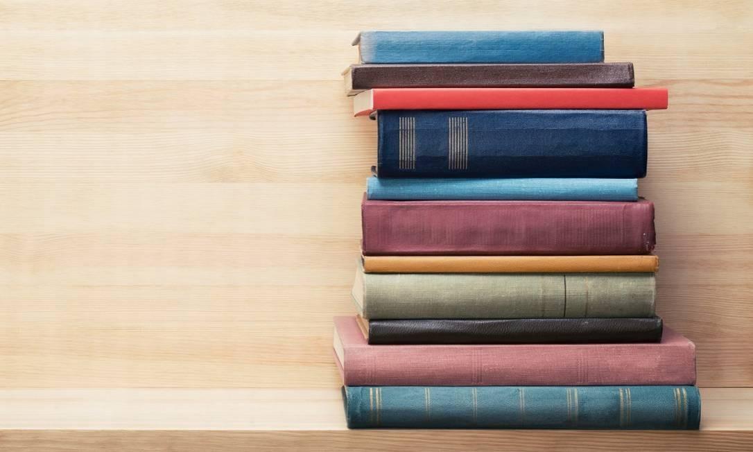 Como conservar livros Foto: Shutterstock