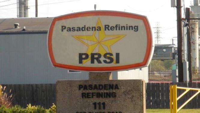 Refinaria de Pasadena, da Petrobras Foto: Agência Petrobras / Agência Petrobras