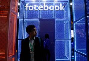 Facebook: escândalos impactaram pouco nos resultados da rede social, dizem investidores Foto: Aly Song / REUTERS