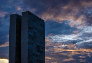 Torres do Congresso Nacional Foto: Daniel Marenco / Agência O Globo