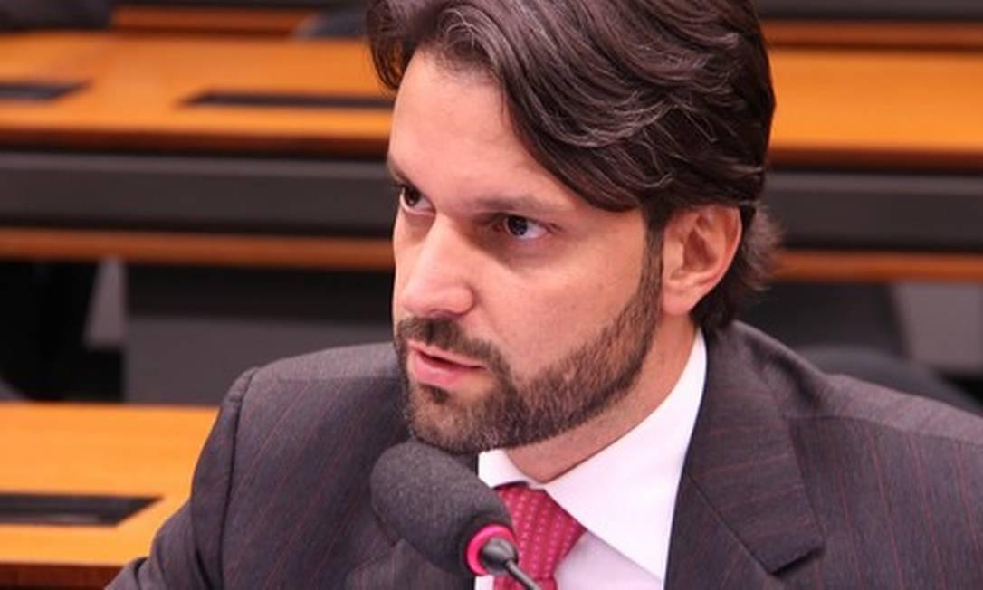 O secretário de Transportes do estado de São Paulo, Alexandre Baldy (PP) Foto: Flickr/Imprensa Alexandre Baldy