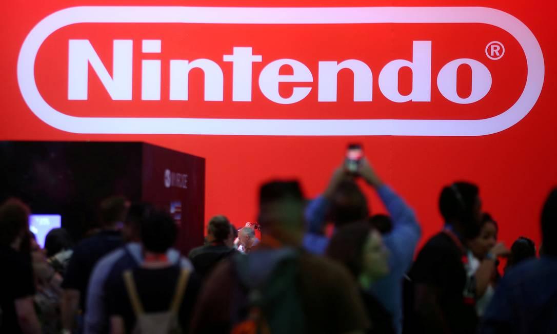 Nintendo: com previsões revisadas para baixo, jogos adiados Foto: Mike Blake / REUTERS