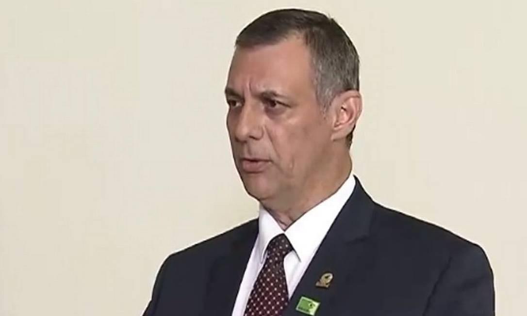 Otávio do Rêgo Barros, porta-voz do governo federal Foto: Reprodução