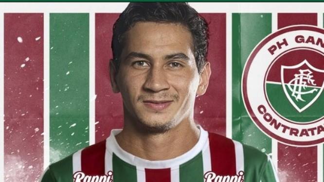 Vídeo  Fluminense anuncia contratação de Ganso - Jornal O Globo 63b15db26b7d8