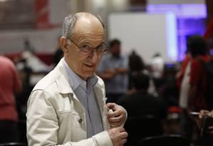 O ex-presidente do PT Rui Falcão Foto: Edilson Dantas / Agência O Globo