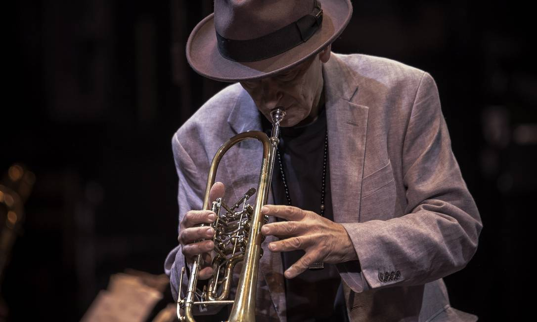 Radicado nos Estados Unidos desde os anos 1960, Roditi integrou orquestra de Dizzy Gillespie Foto: Divulgação