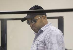 Ronald Paulo Alves Pereira foi preso na Operação Intocáveis, no último dia 22 Foto: Márcia Foletto / Agência O Globo