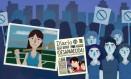 Sete jornais latino-americanos, membros do Grupo de Diarios América (GDA), uniram forças para buscar dados e registros de feminicídio infantil, um fenômeno crescente que ainda não possui estatísticas parametrizadas ou atualizadaS Foto: GDA