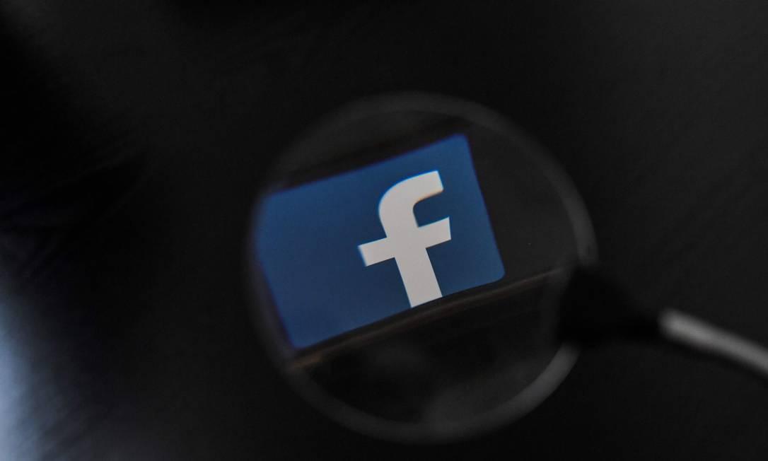 Na mira. Facebook está sob escrutínio dos reguladores europeus. Foto: Loic Venance/AFP Foto: LOIC VENANCE / AFP