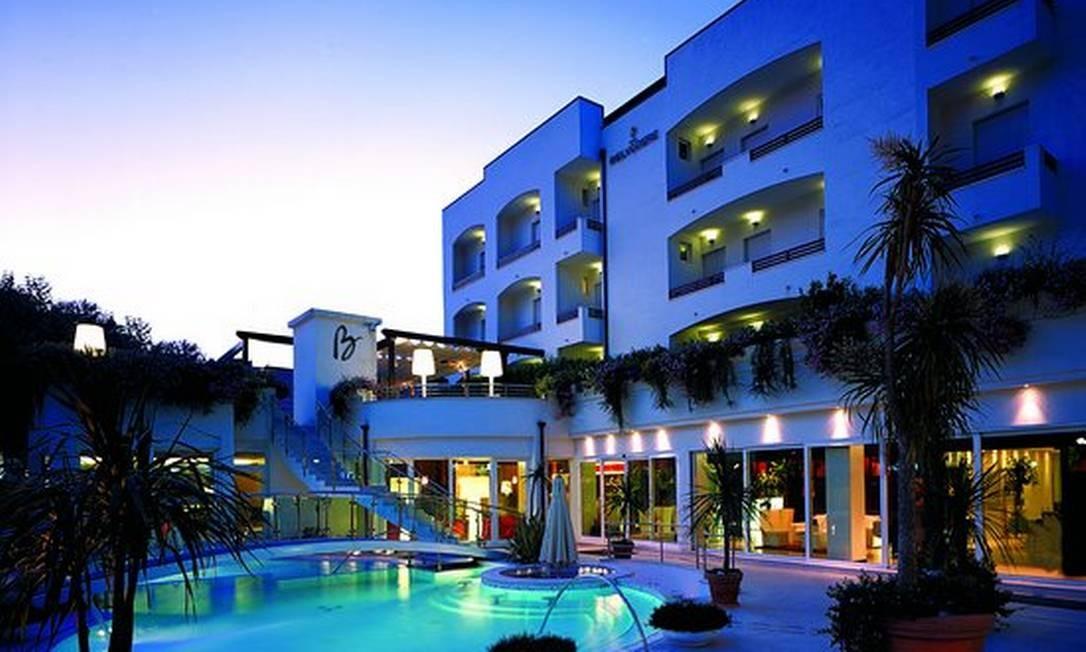 Hotel Belvedere em Riccione, Italy Foto: Divulgação/Tripadvisor