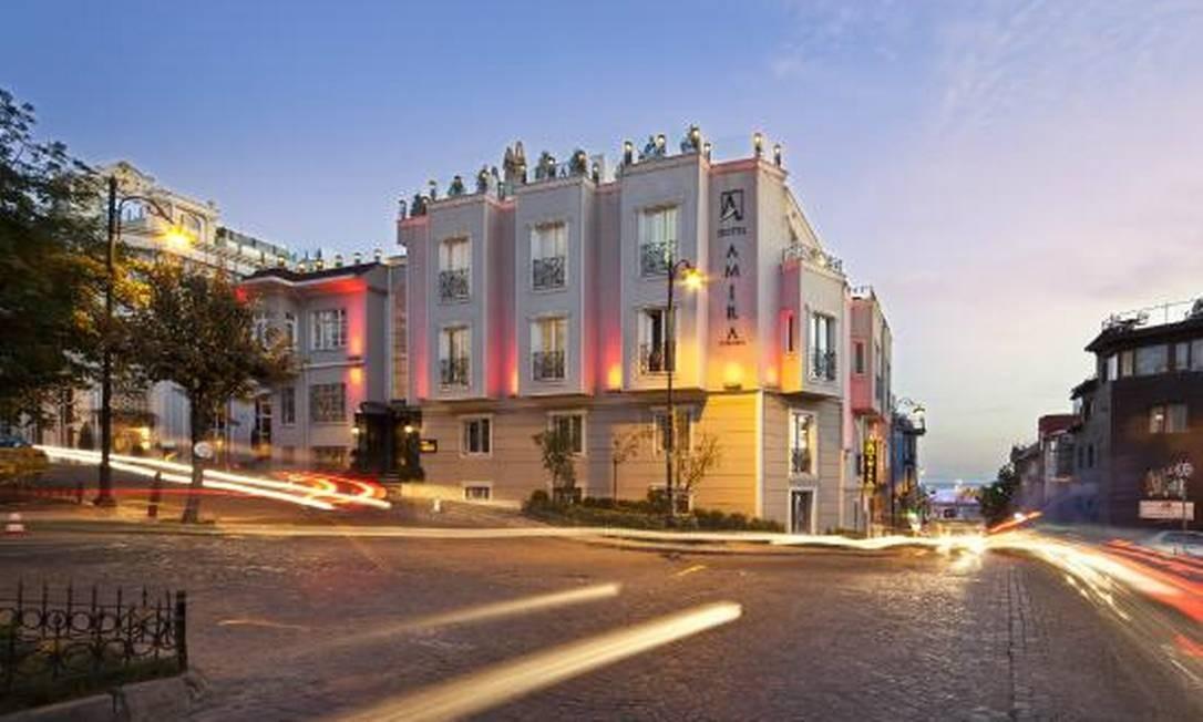 Hotel Amira Istanbul, em Istambul, Turquia Foto: Divulgação/Tripadvisor