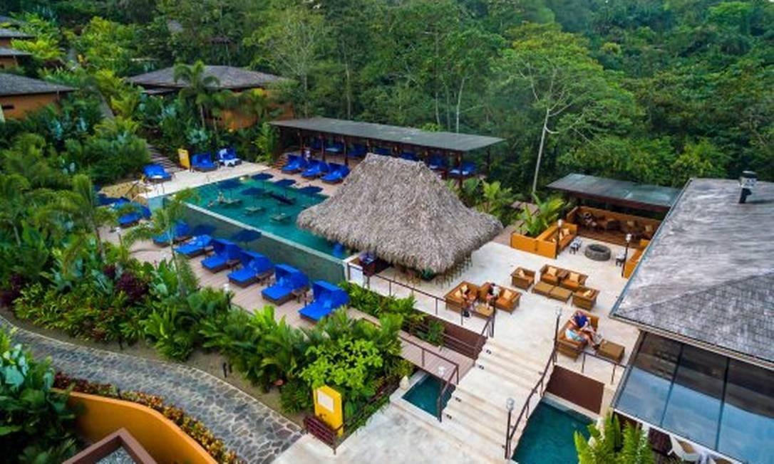 Nayara Springs, na Costa Rica Foto: Divulgação/Tripadvisor